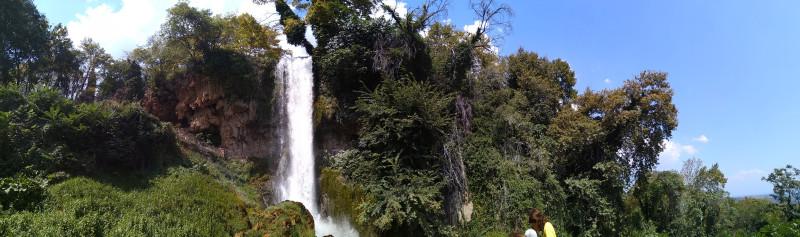 Водопад в г. Эдессы