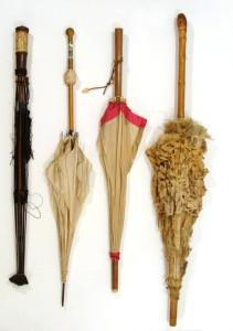 старинные зонты