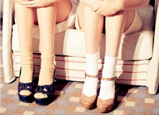 туфли с носками 3