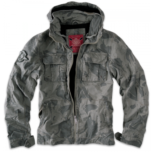 Jacket Camo Thor Steinar.