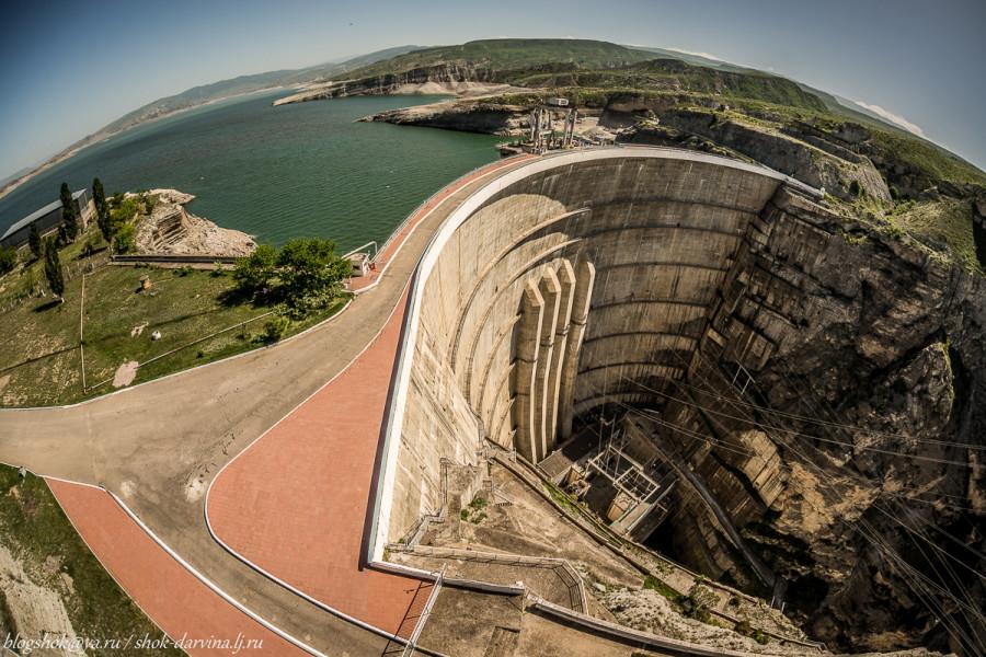 Чиркейская ГЭС-1