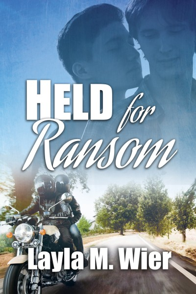 Held for Ransom full size cover