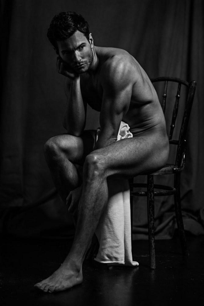 Fine art nude men