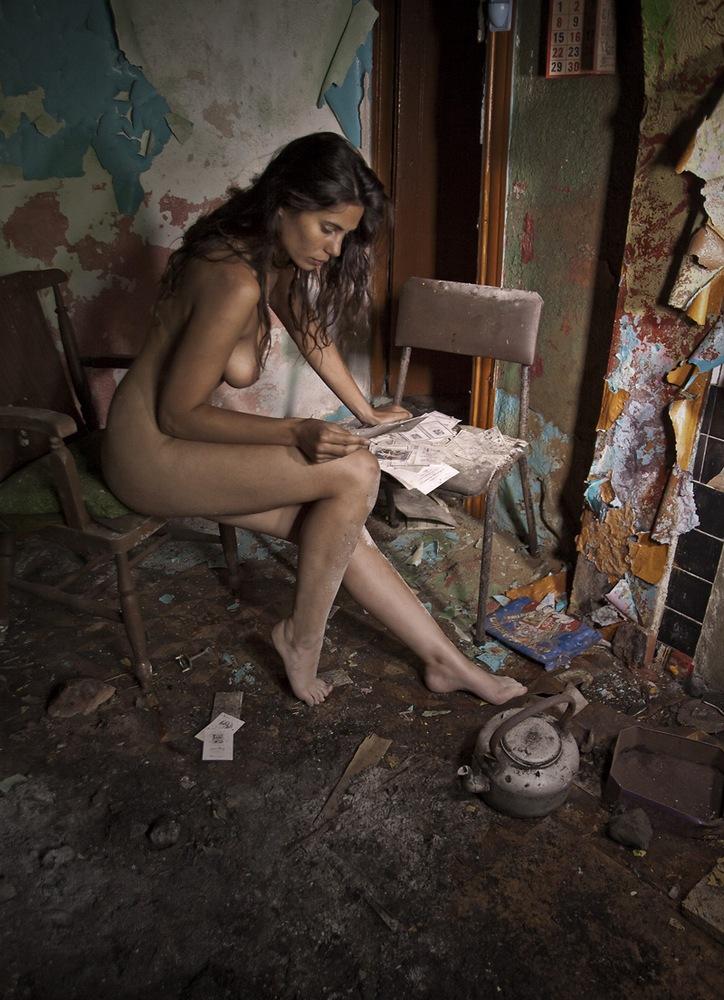 Gaya Verneuil Nude
