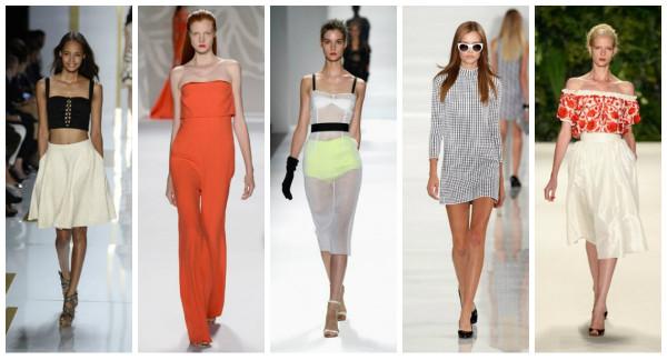 Неделя моды в Нью-Йорке весна 2014