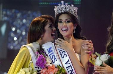 Мисс Вселенная 2013!