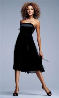 Платье в котором можно пойти в ресторан