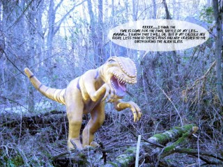 Maybe Dinobot have changer his activation code again!