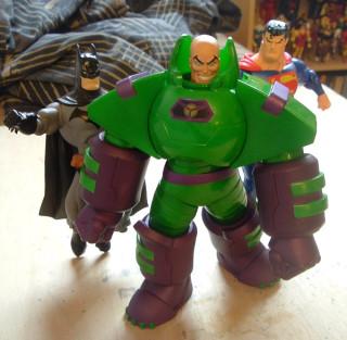 Don't listen to him!  He's drunk on Kryptonite!