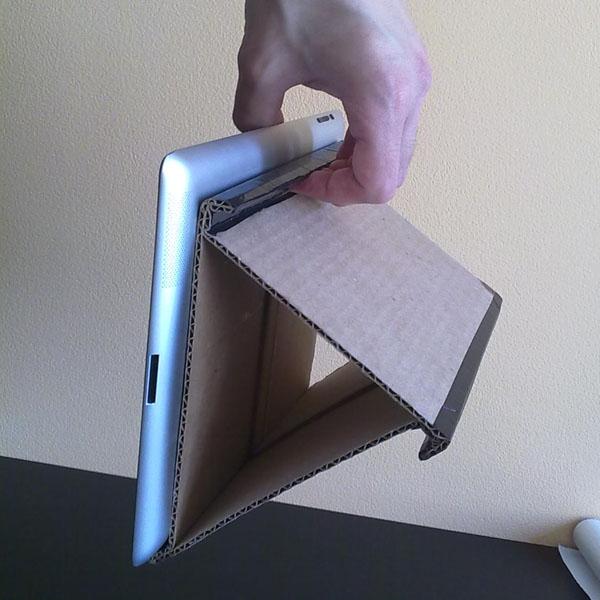 Подставка к планшету своими руками 54