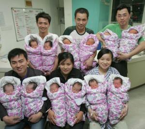 18 детей родила