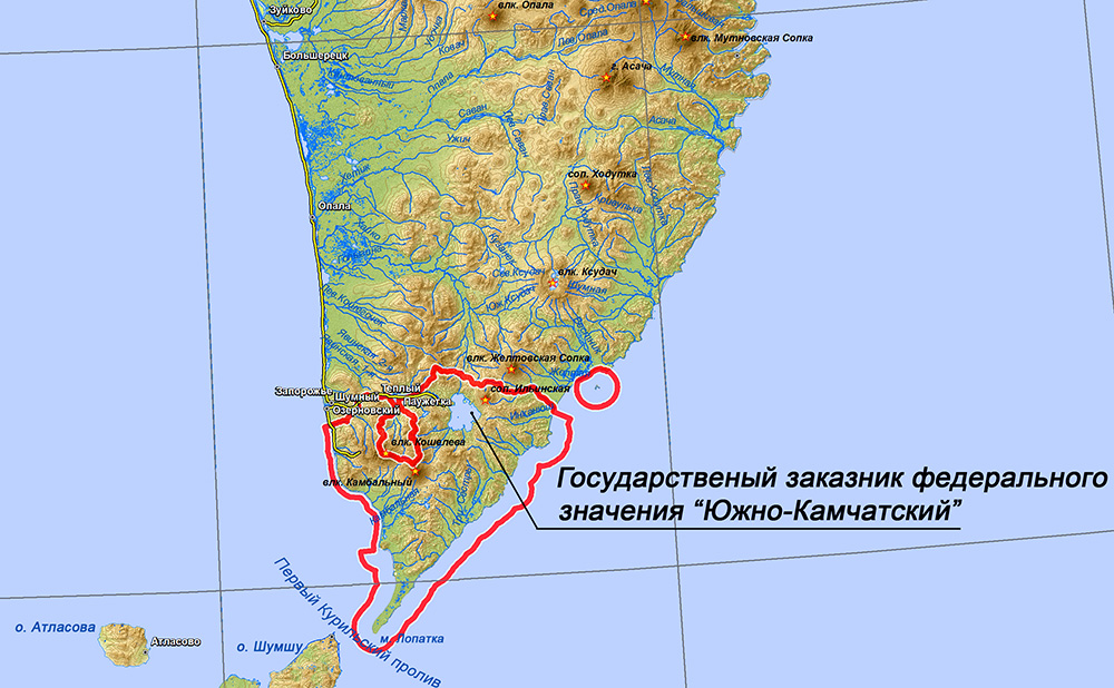 Kamchatka (1200dpi)