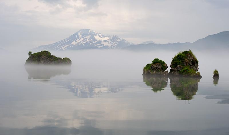I.Курильское озеро. Рождение.
