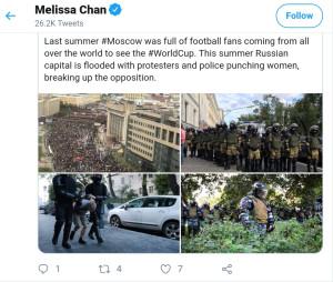 Стандарты западной журналистики