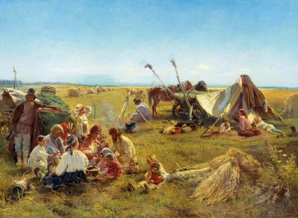 Крестьянство и вегетарианство
