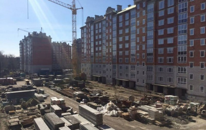 бетон зеленоградск
