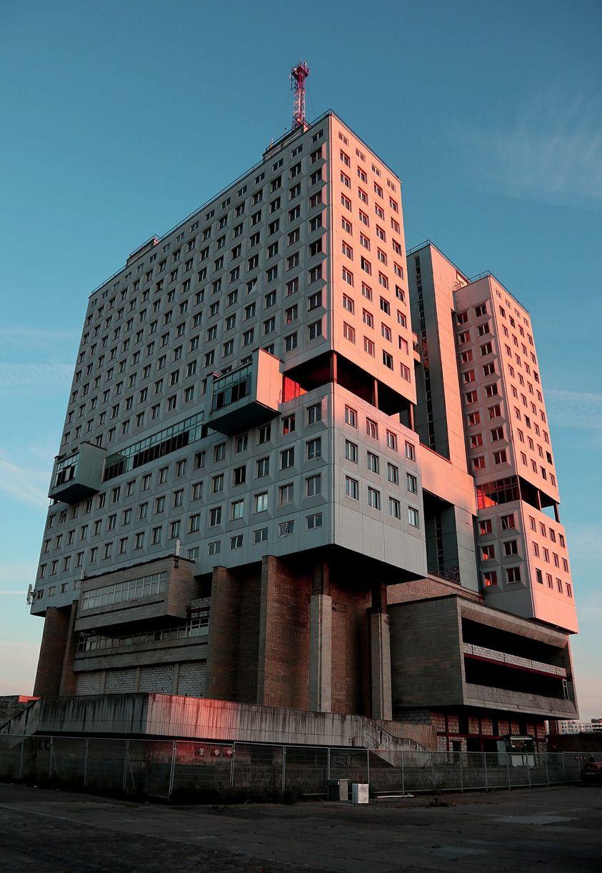 Фото: Андрей Филиппов Дом Советов. Калининград