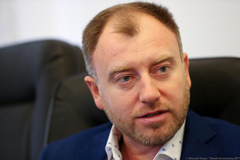 Алексей Заливатский. Виталий Невар / Новый Калининград