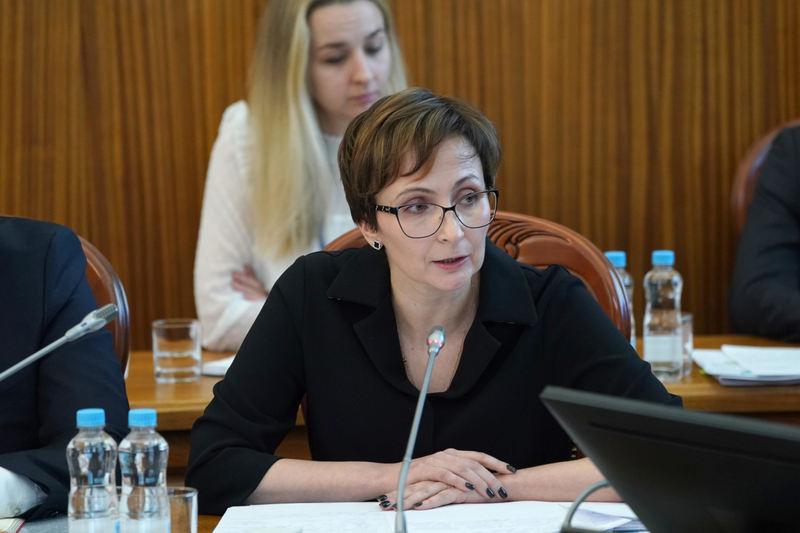 Наталья Сибирева Фото: пресс-служба правительства КО