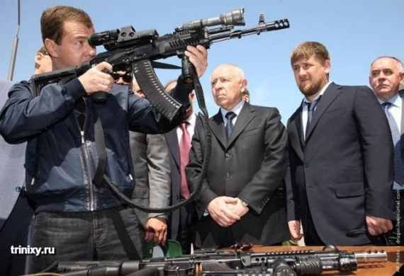Мое время прошло. Нужно найти другого человека на пост главы Чечни, - Кадыров - Цензор.НЕТ 3750