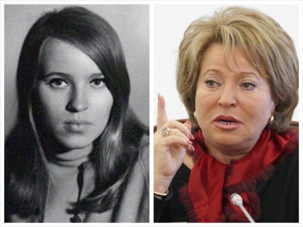 Матвиенко предложила уволить половину федеральных чиновников.