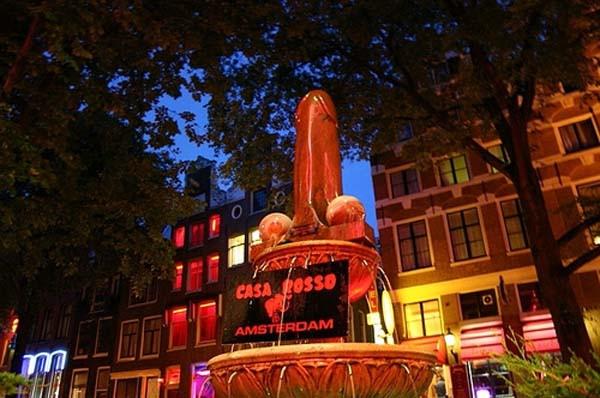проститутки в амстердаме отчет
