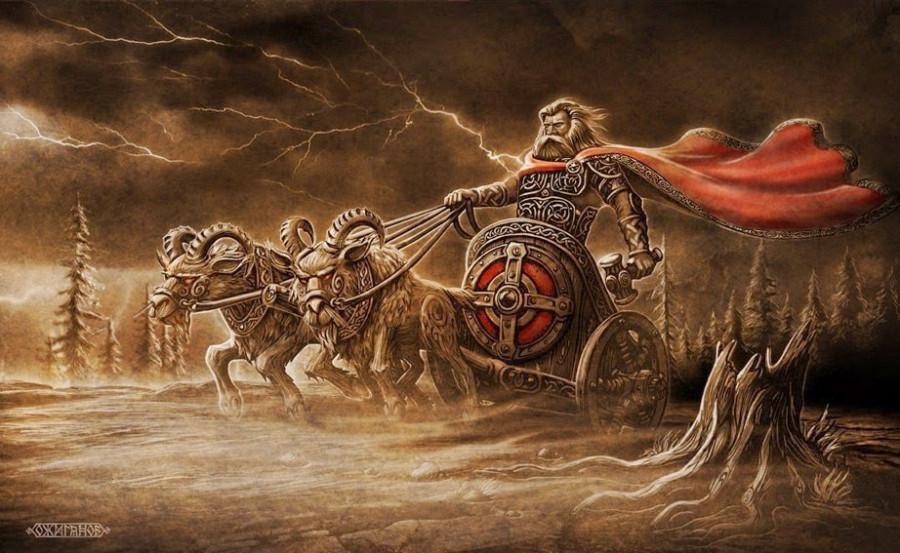 Baltık Bölgesinin Baş Tanrısı Patollo