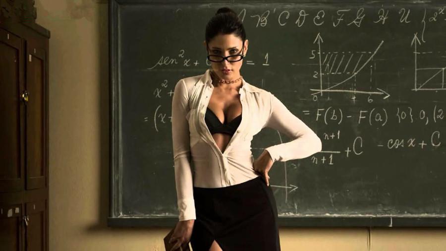 Teacher young girl #9