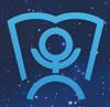 Открытая книга лого