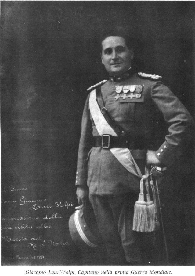 3_ЛВ Капитан итальянской армии
