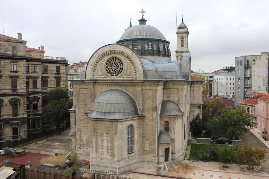 Церковь Ирины