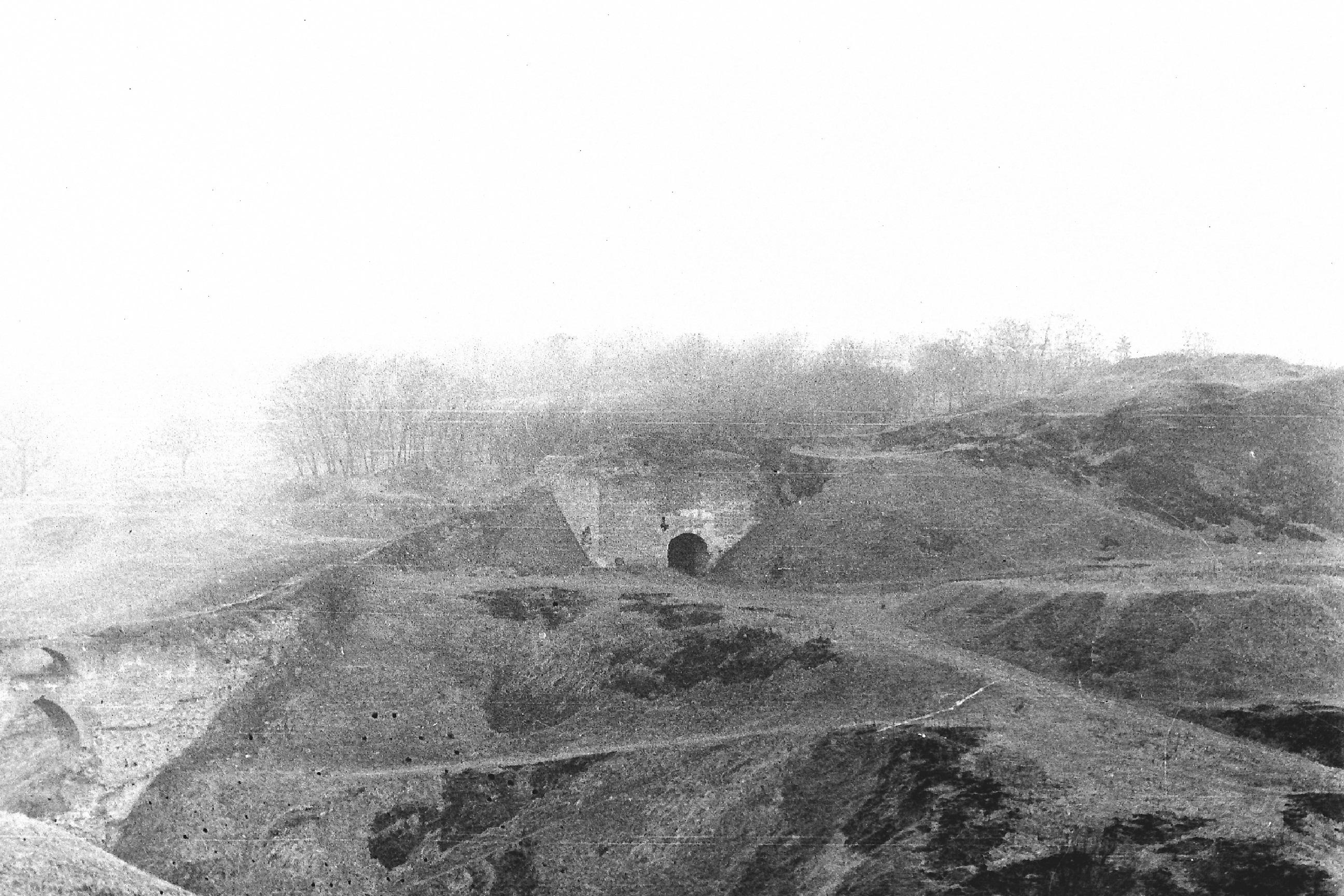 309846 Хотинская крепость. Минарет.jpg