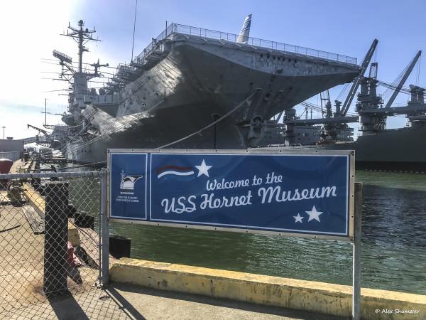 USS Hornet: боевой авианосец прошедший две войны