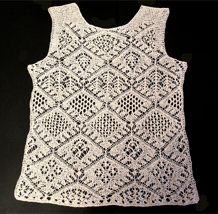 Платье esmeralda схема шетландское вязание