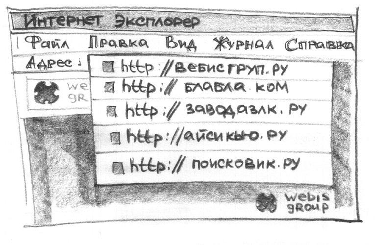 Кириллические домены.