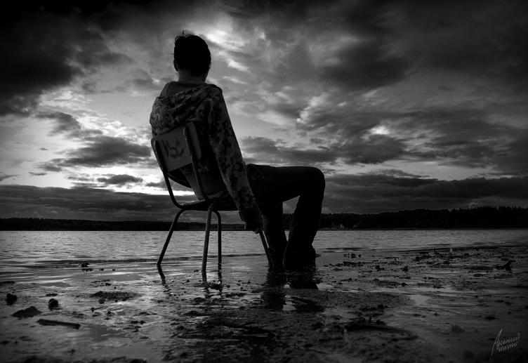 картинки грусть одиночество мужчины на аву жанра требуют сюжета