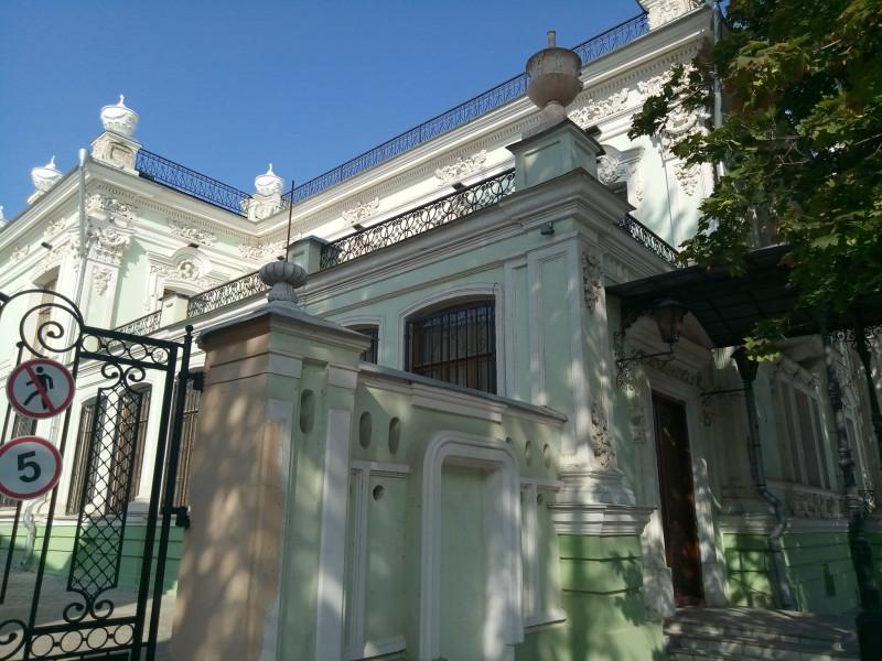 фото  - Исторический музей. сейчас на ремонте