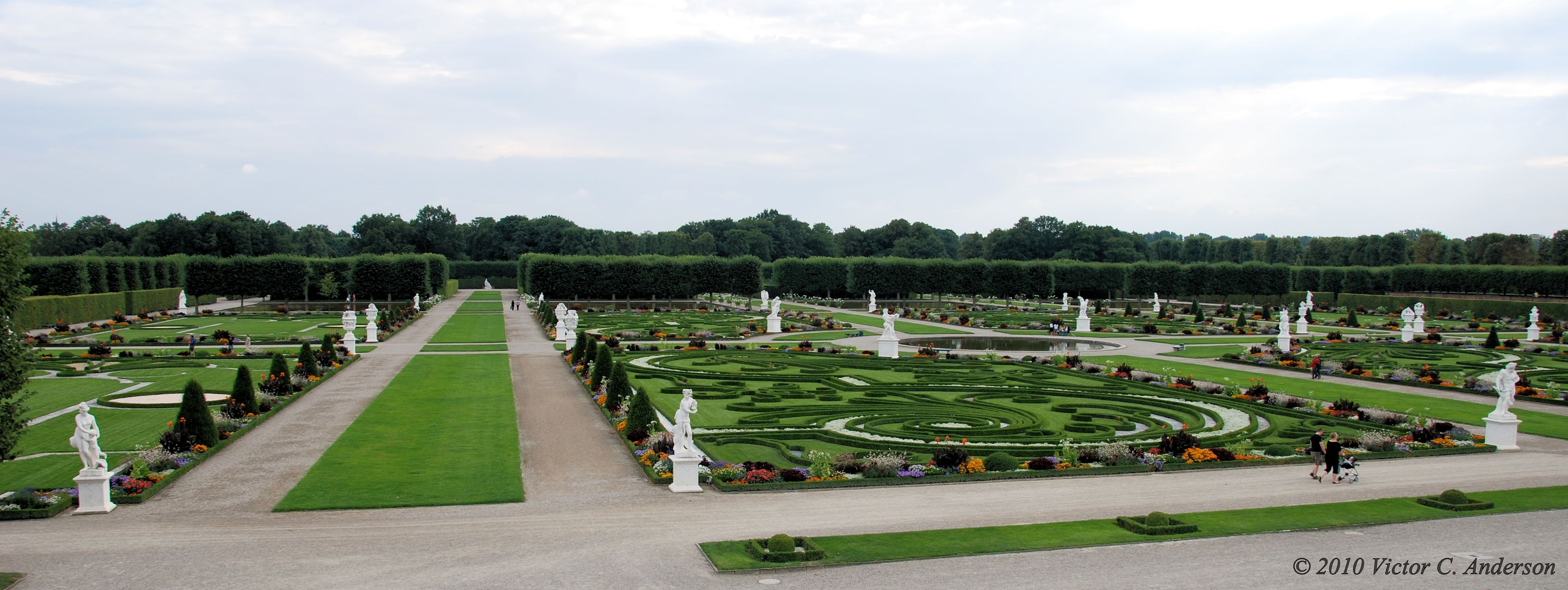 Herrenhausen Gardens 2010