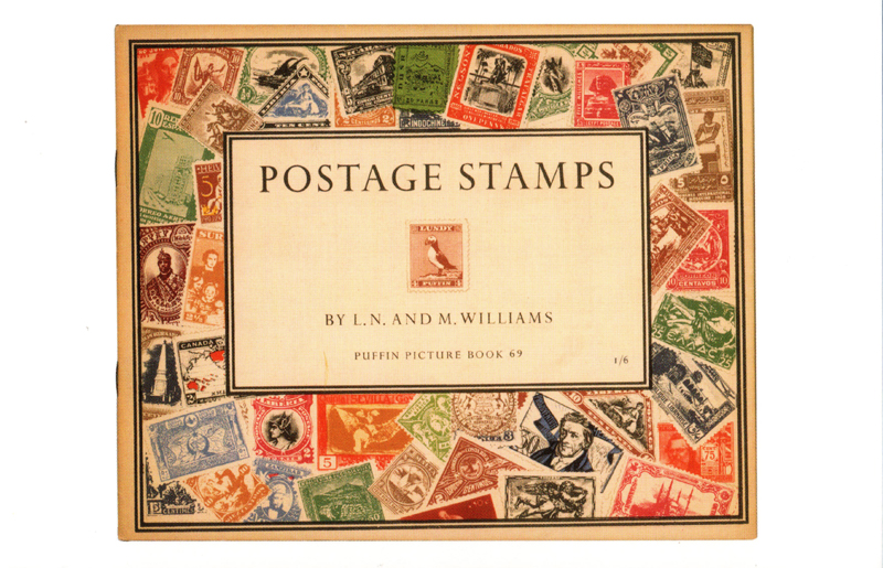Puffin_postage_stamps