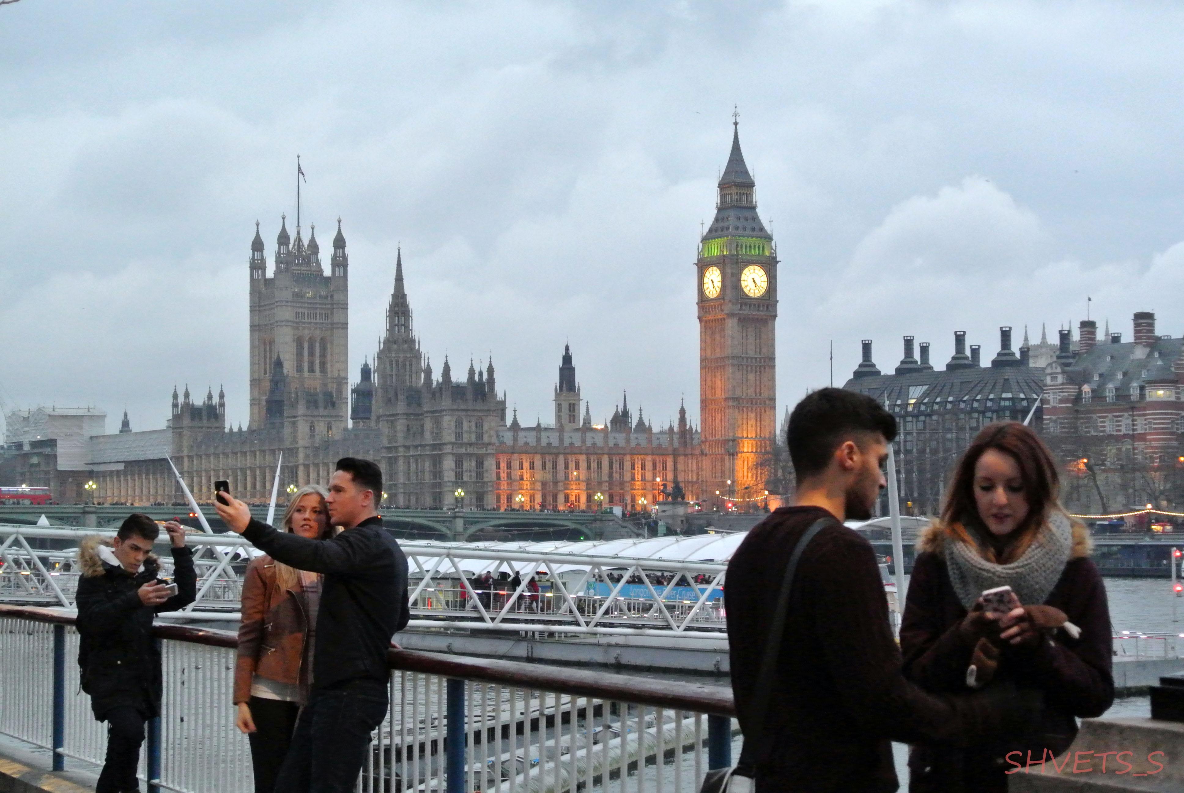 Фотографии лондонской жизни