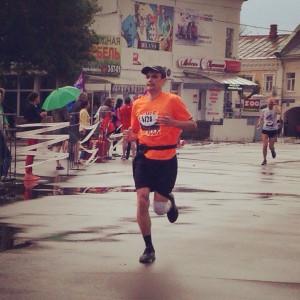 Переславский марафон Александровские версты 4 июня 2016