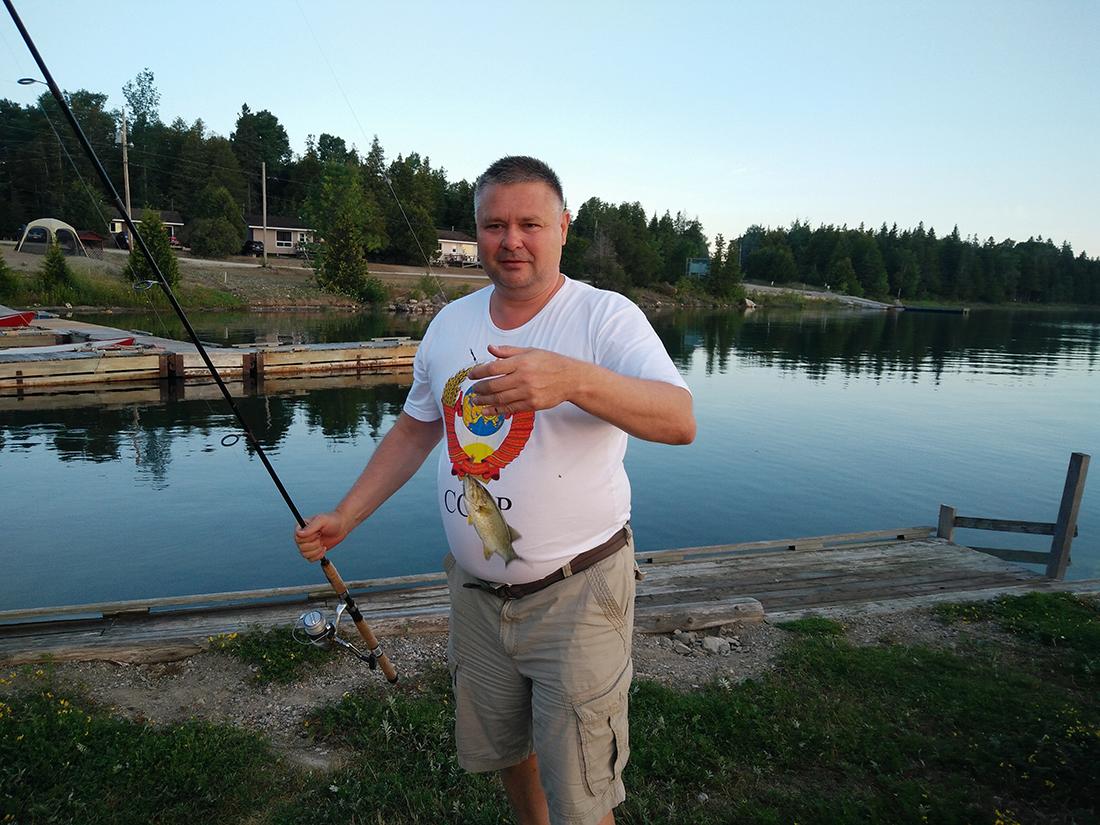 рыбалка будет у черного камня