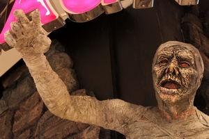 Мумия - 3D ужасы