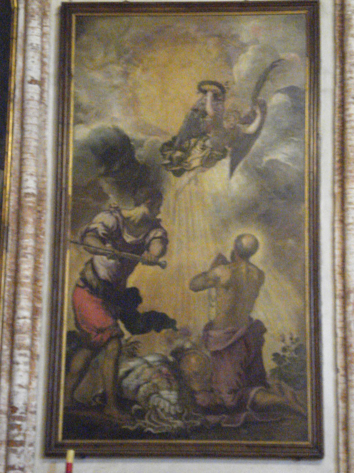 044-казнь св.Павла (Тинторетто)