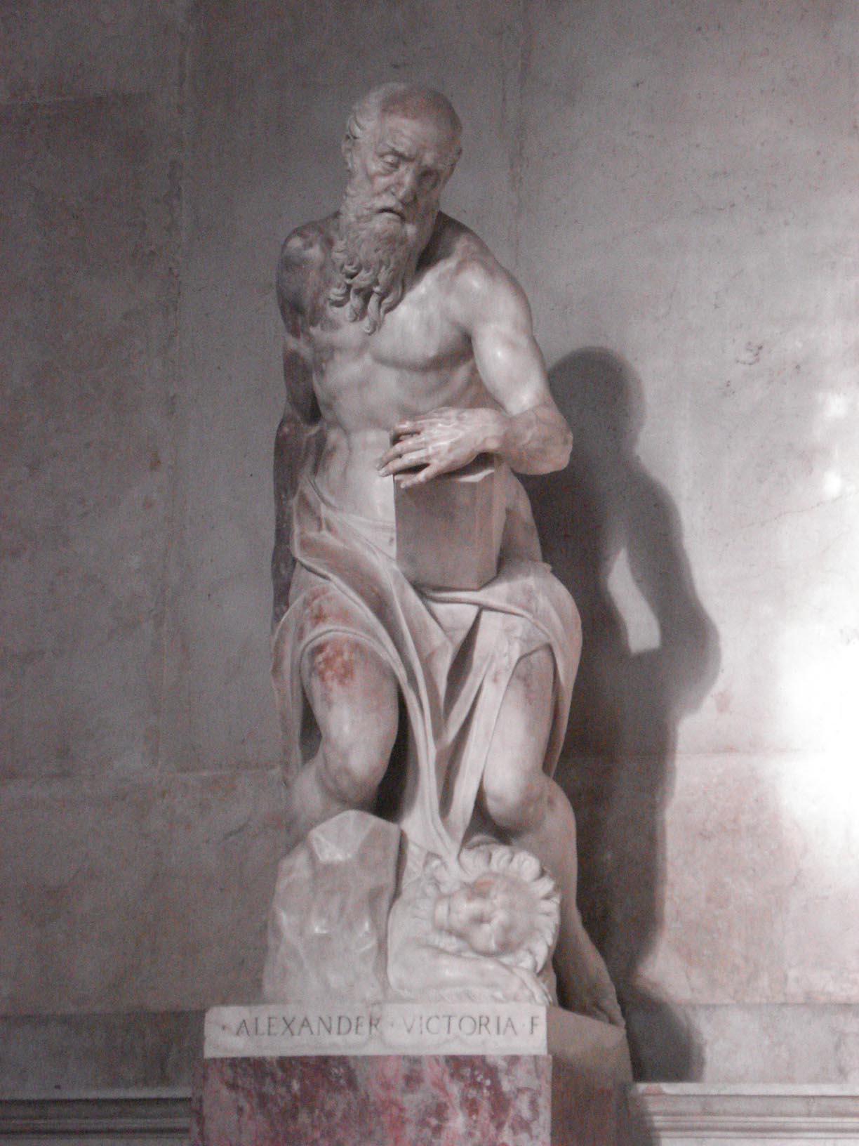 027-Св. Иероним (А.Витториа)