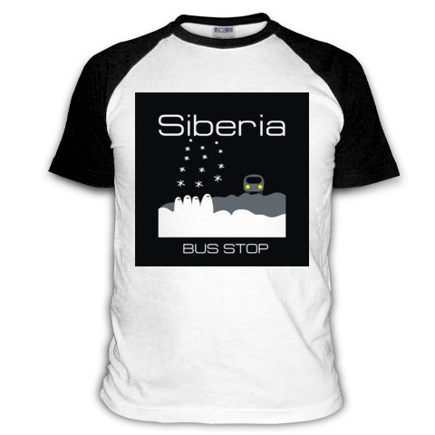 Siberian t-shirt 2