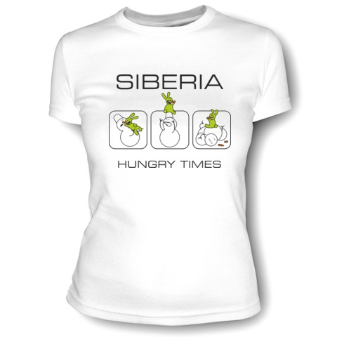 Siberian t-shirt 3