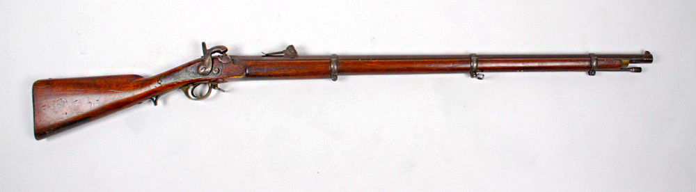 Руская винтовка обр 1856-58 года.