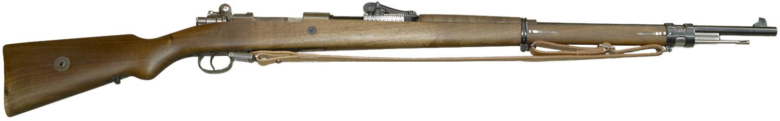 Маузер G98. Первоначальный вид, модели 1898 года.