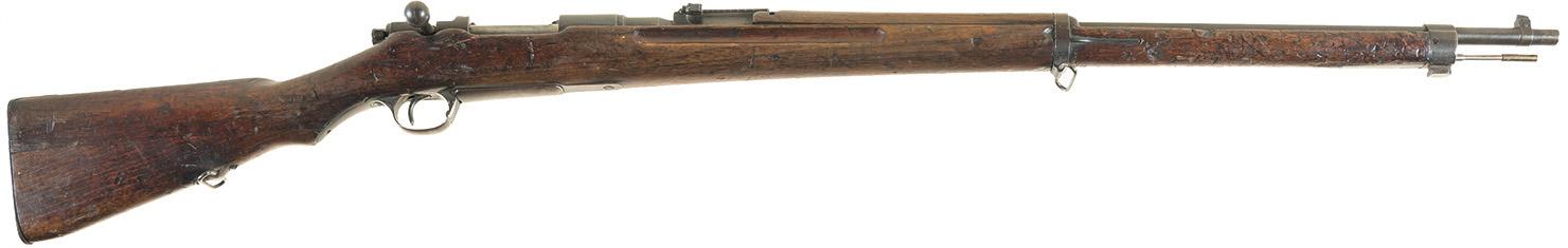 Арисака тип88. или - тип30Мейдзи.